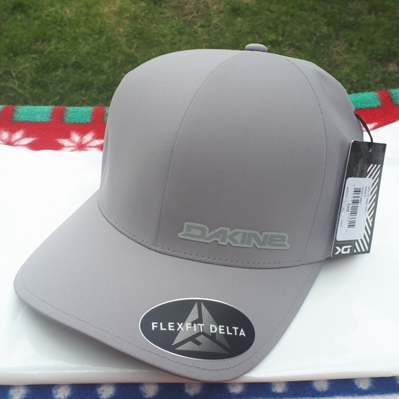 279b066358d2e Dakine Accessories | Delta Flexfit Rail Hat | Poshmark